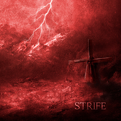 LOCH VOSTOK Strife Cd Cover