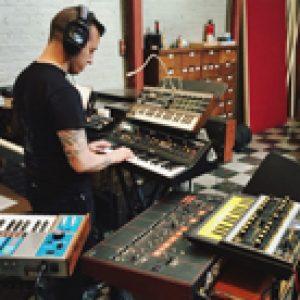 LOCRIAN: im Studio