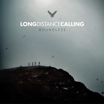 long-distance-calling-boundless CD LP Cover