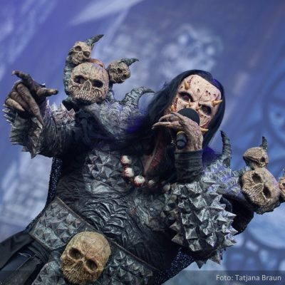 "LORDI: ""Scream Stream""-Konzert am 22. Mai 2020"