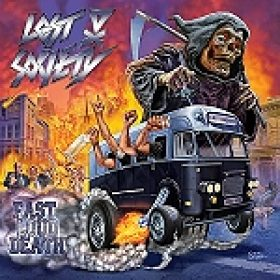"LOST SOCIETY: ""Fast Loud Death"" – neues Album im März"