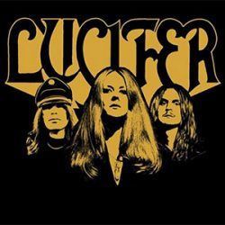 "LUCIFER: neues Album ""Lucifer II"" mit Nicke Andersson"