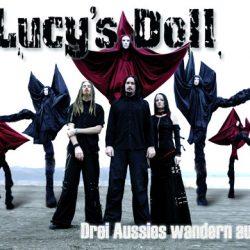 LUCY´S DOLL: Drei Aussies wandern aus