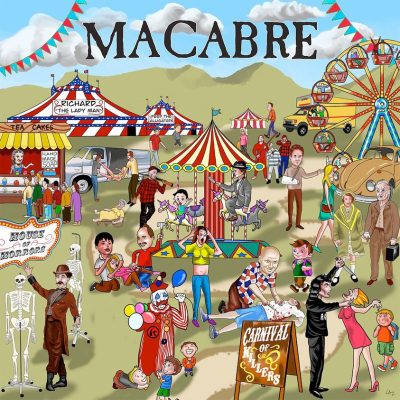 "MACABRE: zweiter Song vom ""Carnival Of Killers""-Album"
