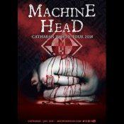 machine head catharsis tour