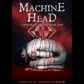 machine head catharsis tour