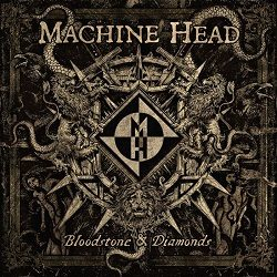 "MACHINE HEAD: weitere Songs von ""Bloodstone & Diamonds"" online"