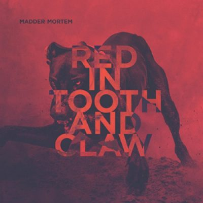 "MADDER MORTEM: neues Album ""Red In Tooth And Claw"""