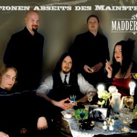 MADDER MORTEM: Emotionen abseits des Mainstreams