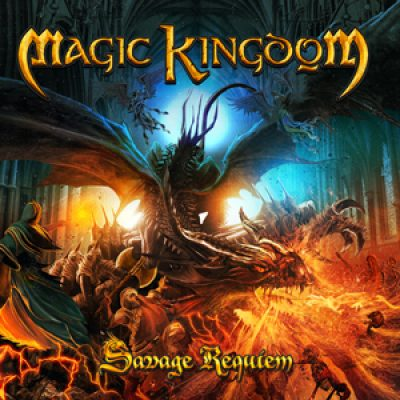 "MAGIC KINGDOM: neues Album  ""Savage Requiem"":"