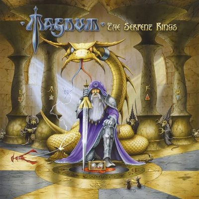 "MAGNUM: Songs vom neuen Album  ""The Serpent Rings"""