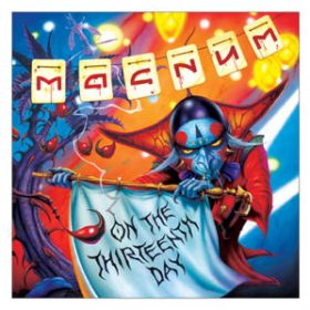 "MAGNUM: ""On The 13th Day""  – neues Album & Tour im Herbst"