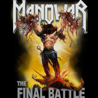 """MANOWAR: Ersatz-Gitarrist für die """"Final Battle""""-Tour"""