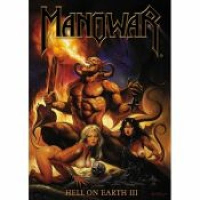 MANOWAR: Hell on Earth Part III [DVD]