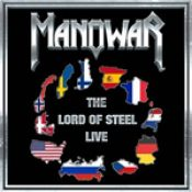 """MANOWAR: Live-EP """"The Lord Of Steel Live"""""""