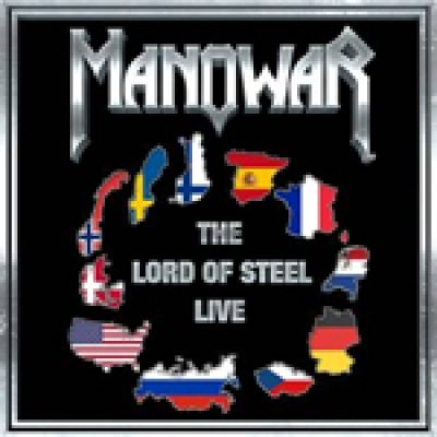 "MANOWAR: Live-EP ""The Lord Of Steel Live"""