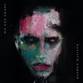 "MARILYN MANSON: neues Album ""We Are Chaos"""