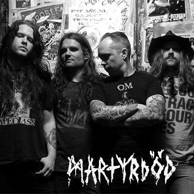 martyrdöd bandfoto