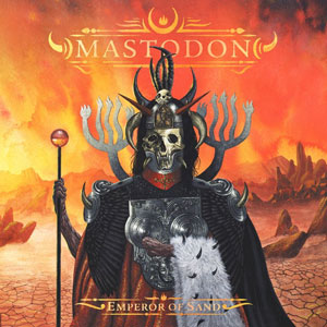 """MASTODON: zweiter Song von """"Emperor Of Sand"""""""
