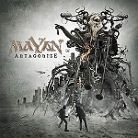 """MAYAN: """"Antagonise"""" – Artwork und Trackliste"""