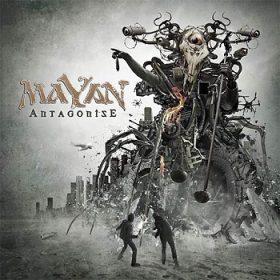 """MAYAN: Song von  """"Antagonise"""" online"""