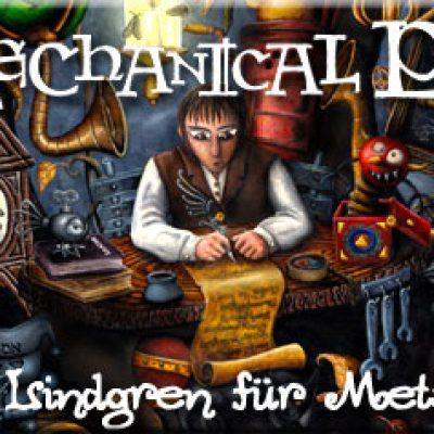 MECHANICAL POET: Astrid Lindgren für Metalheads