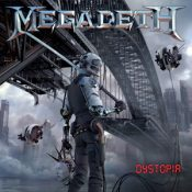 """MEGADETH: Album """"Dystopia"""" & Single """"The Threat Is Real"""""""