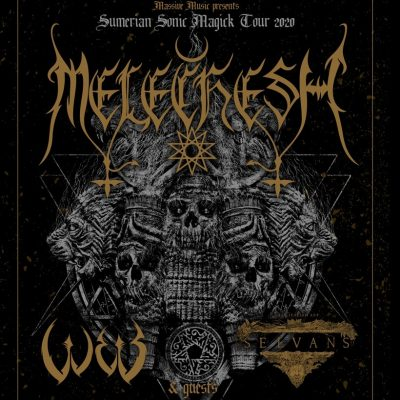 "MELECHESH: ""Sumerian Sonic Magick"" Tour in Januar 2020"