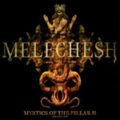 MELECHESH: Digital-EP ´Mystics Of The Pillar´
