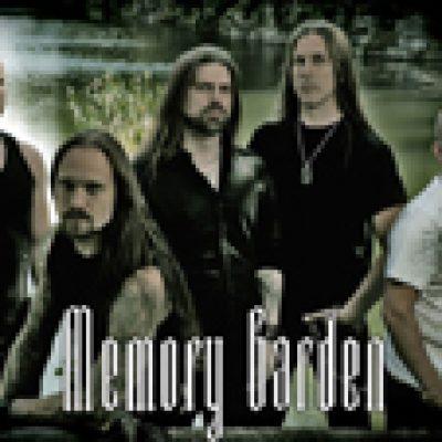 MEMORY GARDEN: neues Album 2013