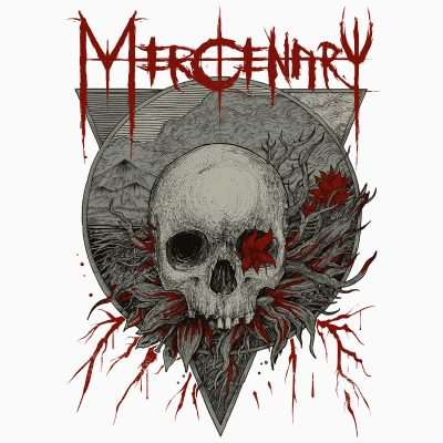 "MERCENARY: neue Single ""From The Ashes Of The Fallen"""