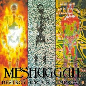 MESHUGGAH: Destroy Erase Improve