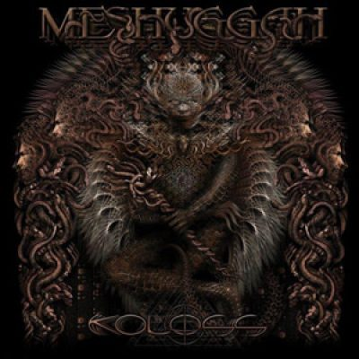 MESHUGGAH: weiterer Song von ´Koloss´ online