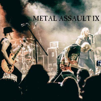METAL ASSAULT FESTIVAL 2019, 16. Februar 2019, Würzburg