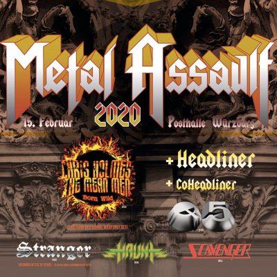 METAL ASSAULT 2020: die ersten Bands