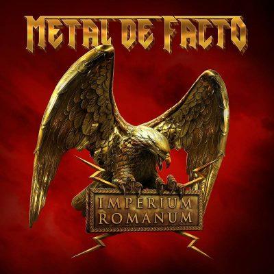 """METAL DE FACTO: weiteres Lyric-Video vom Debütalbum """"Imperium Romanum"""""""