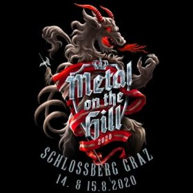 METAL ON THE HILL 2020: MARDUK spielen