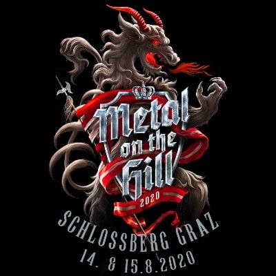 METAL ON THE HILL 2020: MARDUK spielen