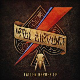 """METAL ALLEGIANCE: EP """"Fallen Heroes"""""""