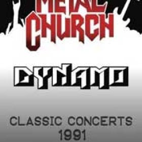 METAL CHURCH: Dynamo Classic Concerts 1991