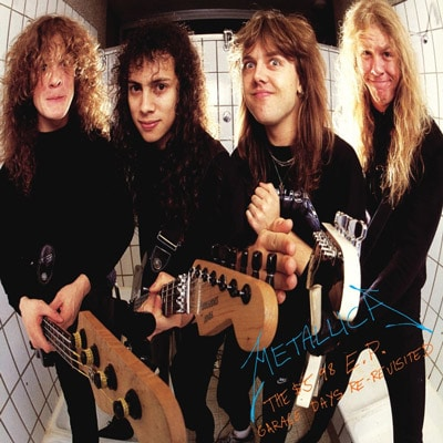 metallica-garage-days-revisited-cover