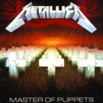metallica master of puppets Cover