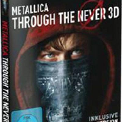 "METALLICA: 3D-Konzertfilm ""Through The Never"" im Januar"