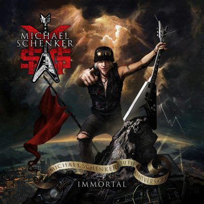 "MICHAEL SCHENKER GROUP: neues Album ""Immortal"""