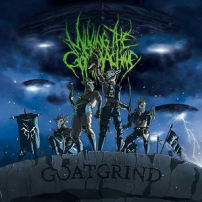 "MILKING THE GOATMACHINE: neues Album ""Goatgrind"""