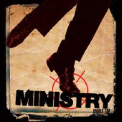 MINISTRY: neue Single ´Double Tap´ & Tour im Juli