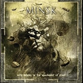 MINSK: ´With Echoes In The Movement Of Stone´ – Preview-Song und Cover-Artwork