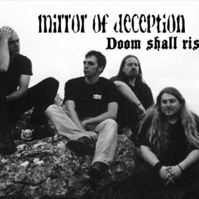 MIRROR OF DECEPTION: Das Doom Shall Rise Special