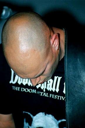 Mirror of Deception Interview 2006 - Siffi auf dem Doom Shall Rise 2005