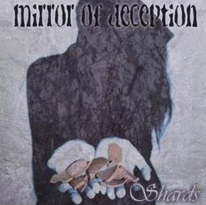 Mirror of Deception Interview 2006 - das Coverartwork zu Shards